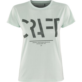 Craft Eaze Logo Mesh T-shirt Dames, plexi